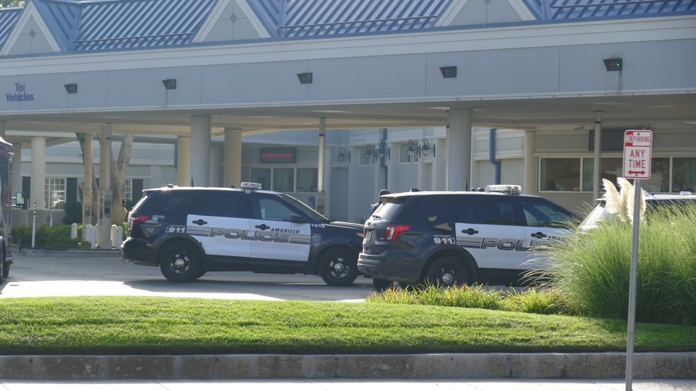 Forgery reported at Amarillo National Bank