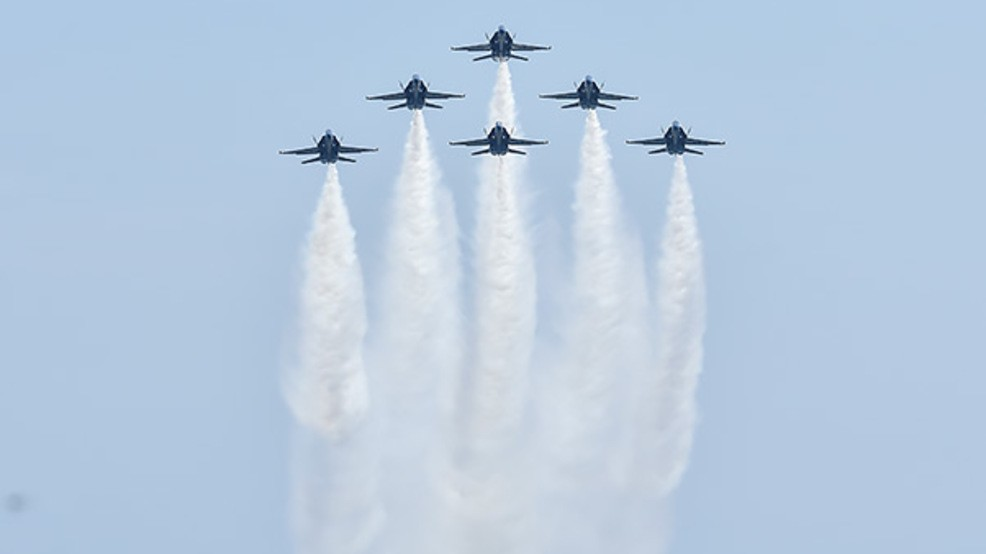 Dyess Air Show 2020.Blue Angels Coming To Abilene For The 2020 Dyess Big Country