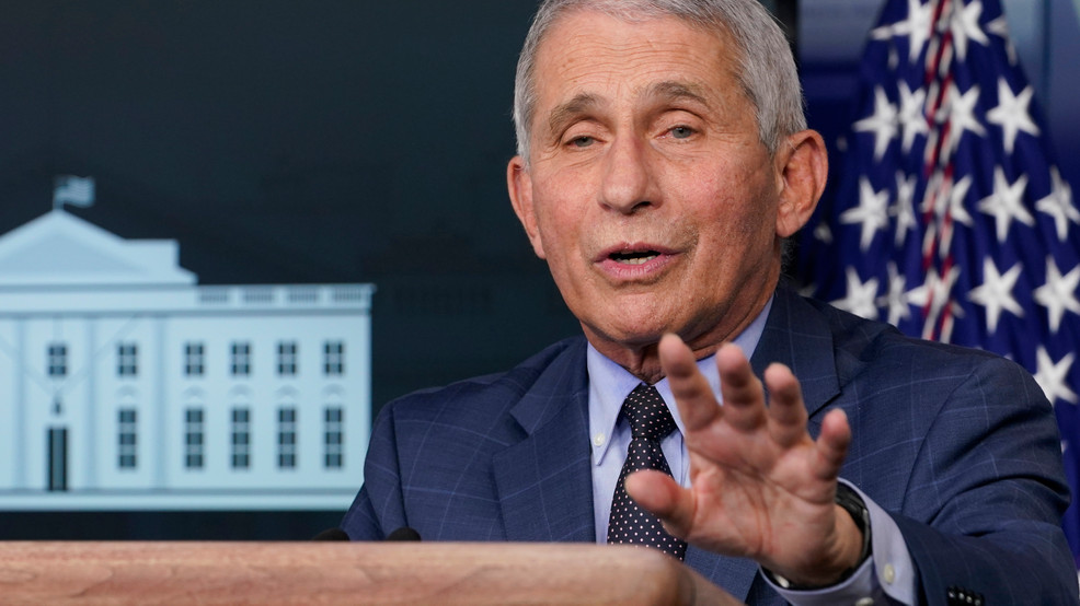 As Pfizer Seeks Vaccine Authorization Fauci Calls To Double Down On Mitigation Ktxs