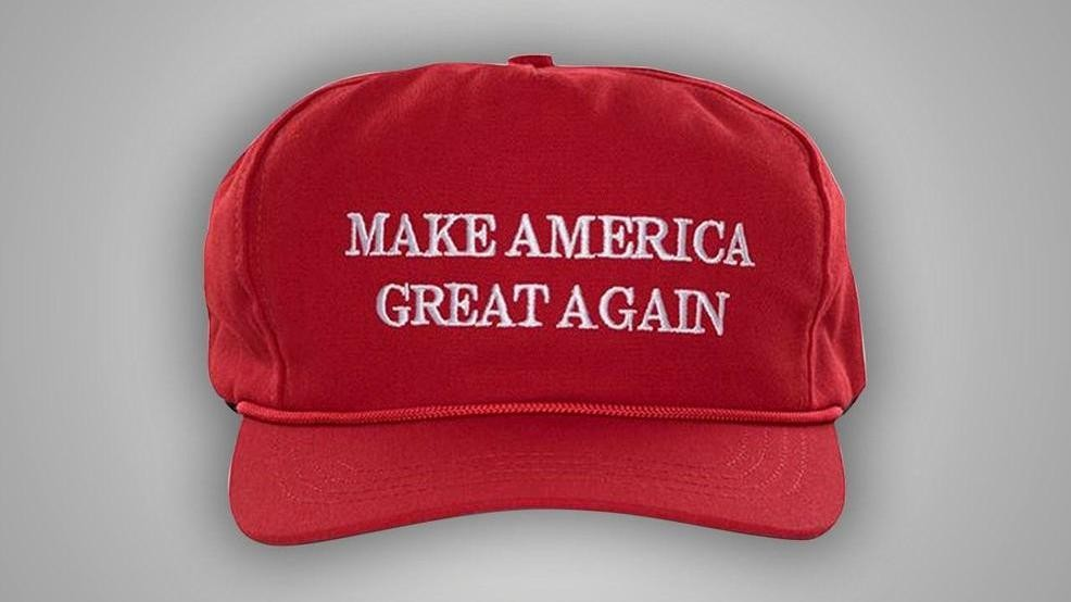Woman who snatched  Make America Great Again  hat faces deportation ... daa44e07a948