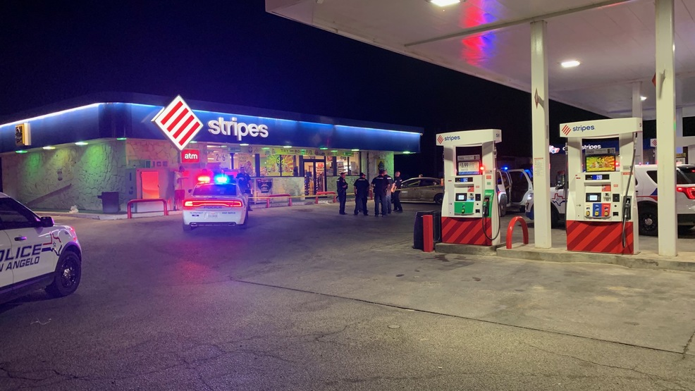 Stripes Gas Station Near Me >> Man Stabbed At Stripes In San Angelo Suspect Wanted Ktxs