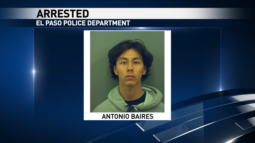 Teen arrested after allegedly attempting to take running