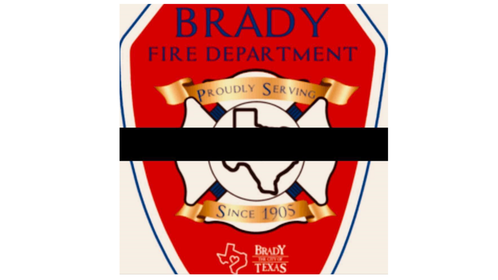 Brady Fire Department mourning death of firefighter | KTXS