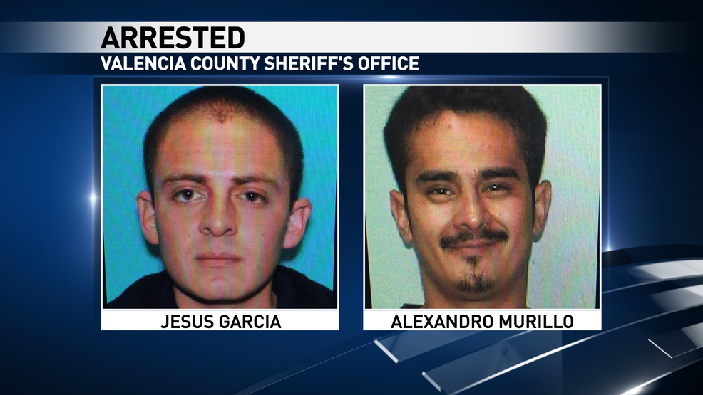 Two men arrested in El Paso for murder in New Mexico | KTXS