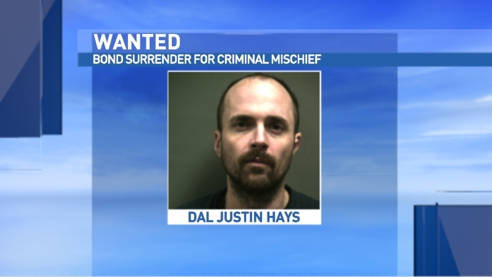 Man wanted in Randall County for bond surrender on criminal