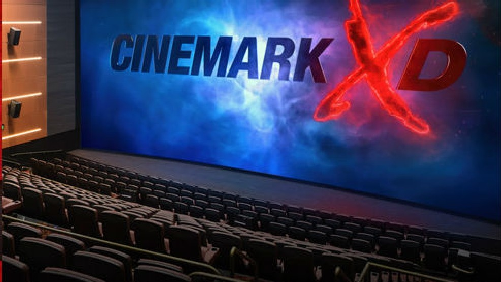 New state-of-the-art Cinemark to open    | KTXS