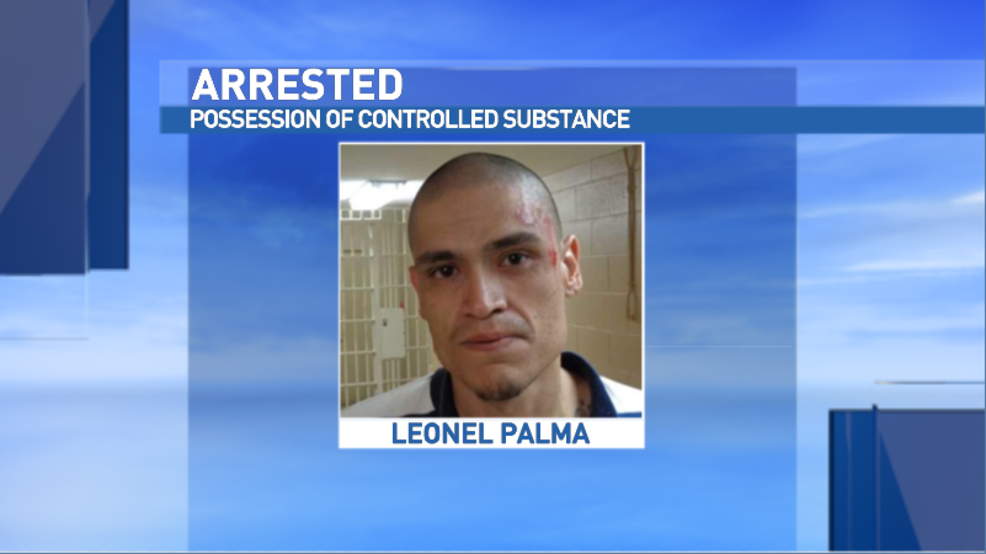 Man arrested in Moore County for possession of controlled