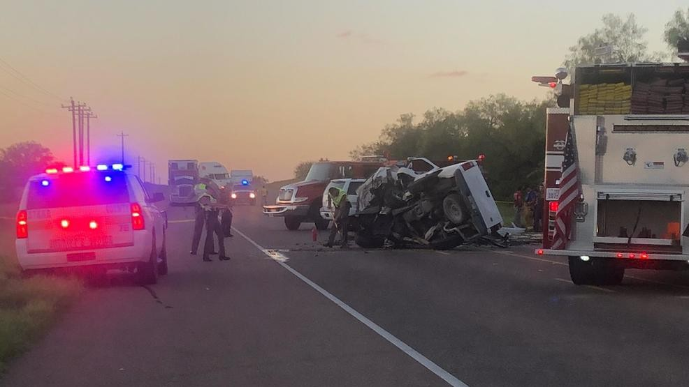Victims of fatal head-on crash in Roma identified | KTXS