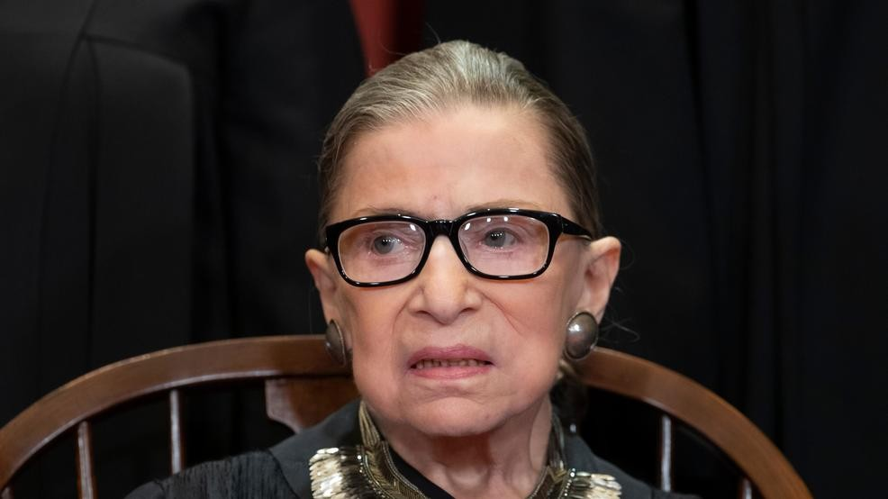 Justice Ginsburg makes 1st public appearance since cancer