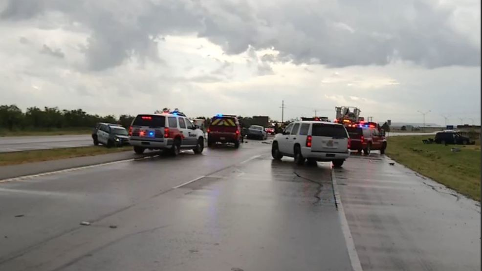5 injured in wrong way crash on Loop 322 in Abilene | KTXS