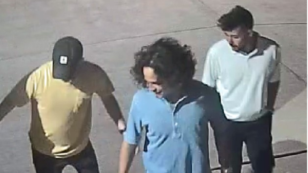 Authorities looking for 3 men involved in downtown Amarillo