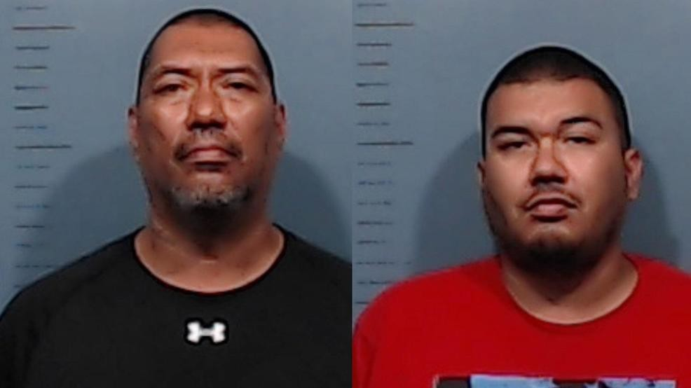 Abilene father, son accused of trafficking pounds of meth