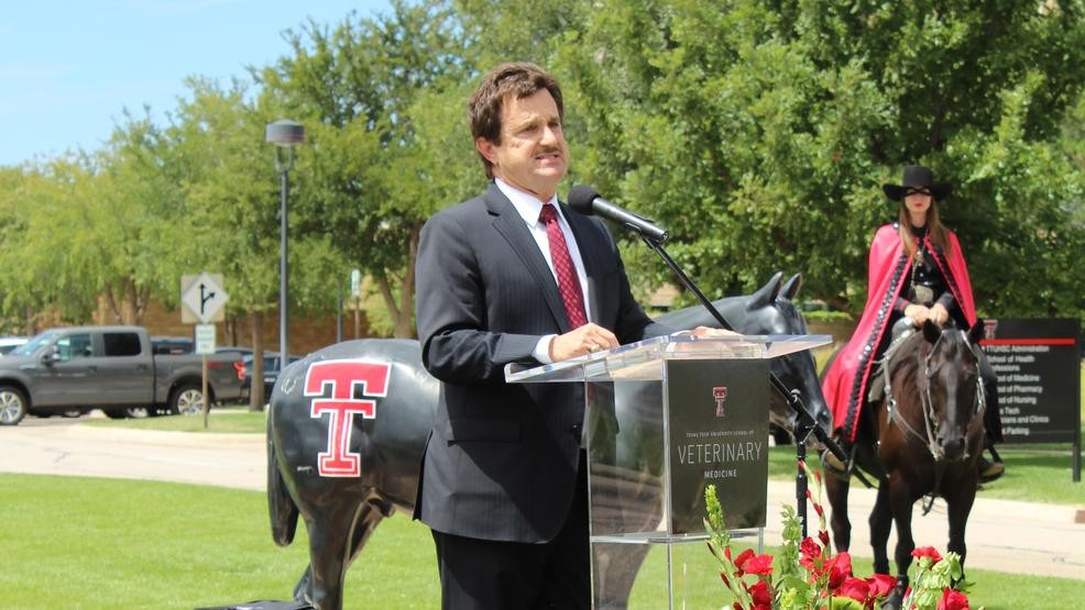Happy State Bank to donate $2 5M to Texas Tech School of